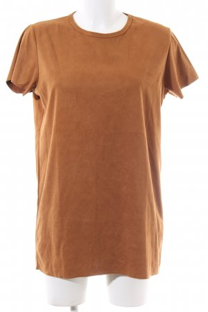 Subdued Oversized Shirt hellorange Casual-Look