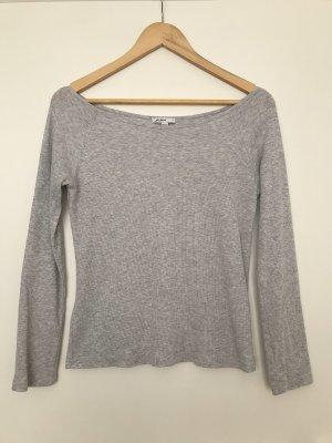 Subdued Camisa acanalada gris claro