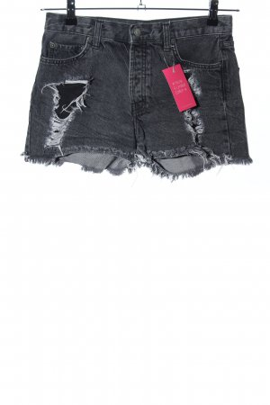 Subdued Shorts schwarz Casual-Look