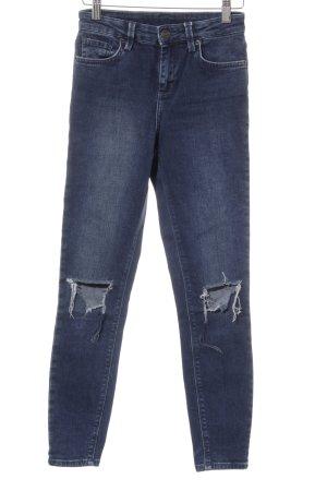 Subdued Skinny Jeans dunkelblau Casual-Look