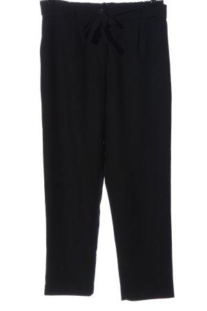 Subdued Pantalone jersey nero stile casual