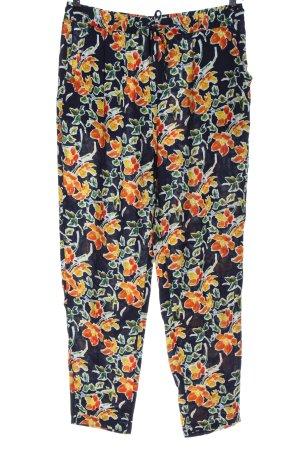 Sublevel Pantalon «Baggy» imprimé allover élégant