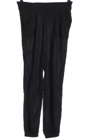Sublevel Baggy Pants schwarz Casual-Look