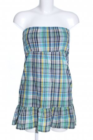Sublevel Vestido bandeau multicolor look casual