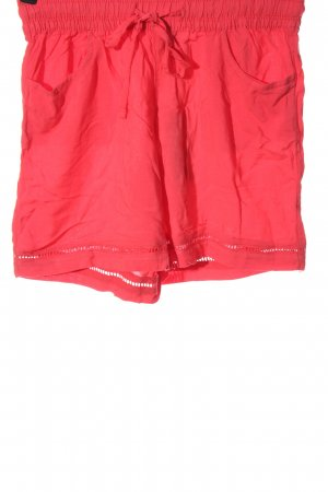 Sublevel Beachshorts rot Casual-Look