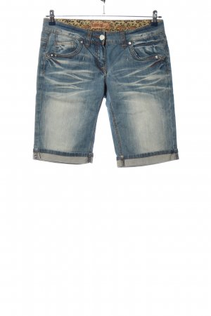 Sublevel Bermuda blau Casual-Look