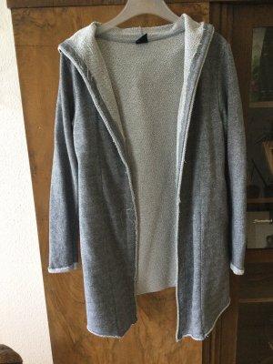 Sublevel Cardigan tricotés gris clair