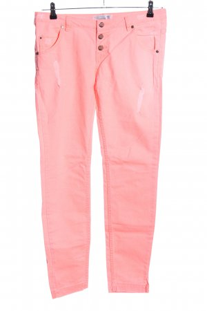 Sublevel Five-Pocket-Hose pink Casual-Look
