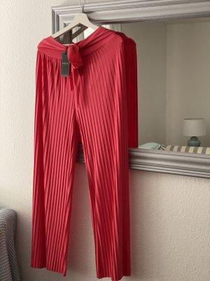 Sublevel Spodnie Marlena jasnoczerwony-łosowiowy
