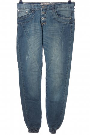 Sublevel High Waist Jeans blau Casual-Look