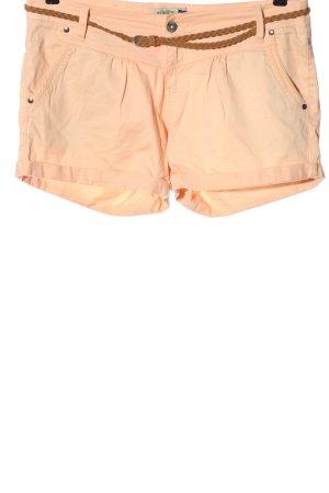 Sublevel Short moulant orange clair style décontracté