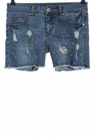 Sublevel Jeansshorts blau Casual-Look