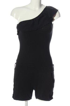 Sublevel Kurzer Jumpsuit black party style