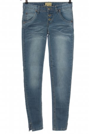 Sublevel Tube Jeans blue casual look