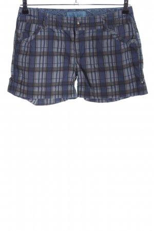 Sublevel Shorts Karomuster Casual-Look