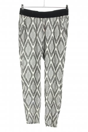 Sublevel Jersey Pants graphic pattern casual look