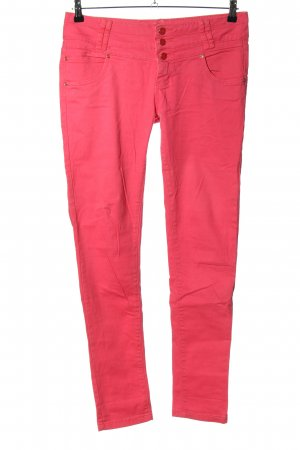 Sublevel Stretch Jeans rot Casual-Look