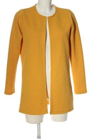 Sublevel Cardigan in maglia arancione chiaro stile casual