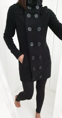 Sublevel Manteau polaire noir