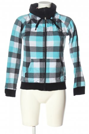 Sublevel Sweat Jacket allover print casual look