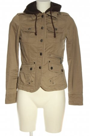 Sublevel Übergangsjacke braun Casual-Look