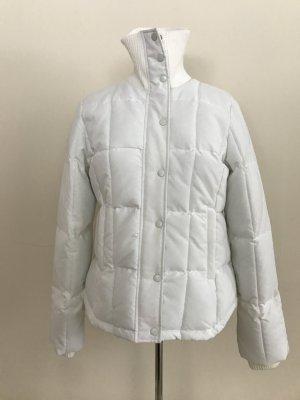 Sublevel Winterjacke, Jacke, Steppjacke, weiß, Gr M, kaum getragen