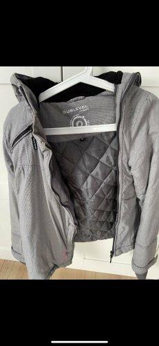 Sublevel Winterjacke mit Reißverschluss an der Seite