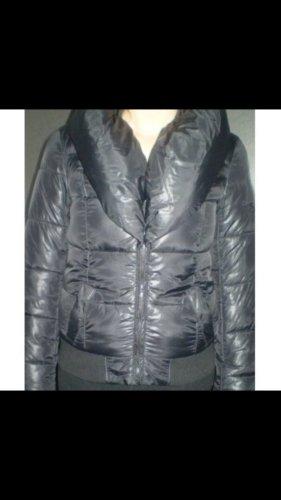 Sublevel Chaqueta de invierno negro-gris antracita
