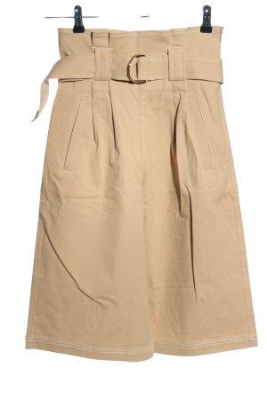 suboo High-Waist Hose creme Casual-Look