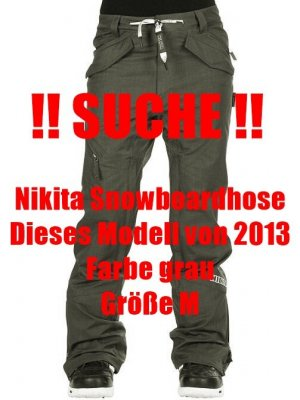 Nikita Snow Pants multicolored