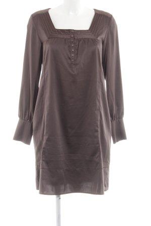 Sud express Blusenkleid bronzefarben Elegant
