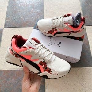 Sue Tsai Nova Cherry Bomb Sneaker By Puma Sneakers Sportschuhe Triple S speed
