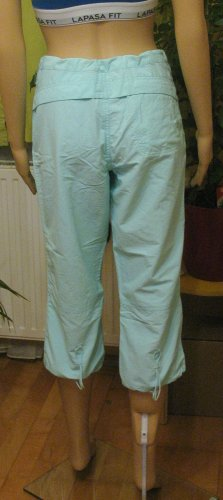 Protest Pantalon de sport turquoise polyamide