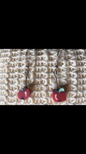 Süße Apfel Ohrringe