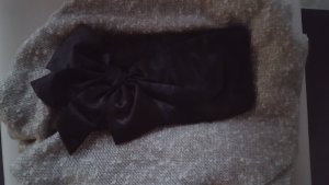 Bolso de tela negro