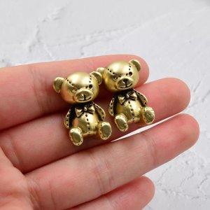 Boutique Oorstekers goud