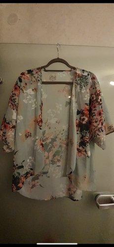 Linen Blouse multicolored