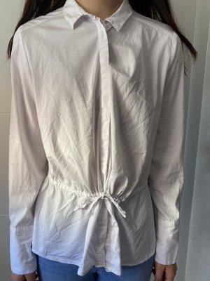 Comma Colletto camicia bianco