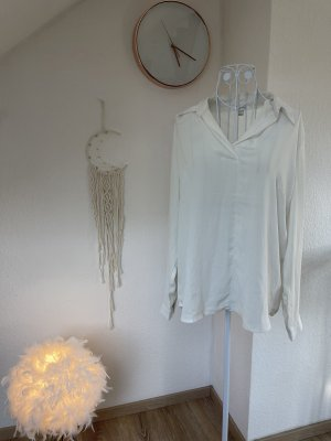 Amisu Long Blouse white