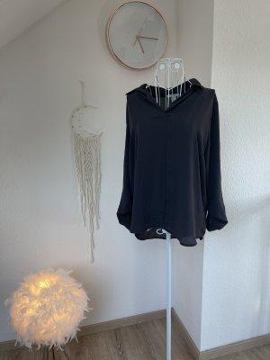 Amisu Long Blouse black