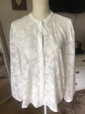 Villa Long Sleeve Blouse white
