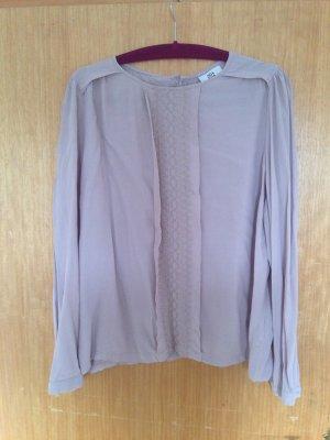 Süße Bluse mit Stickborte von Noa Noa in Altrosa, XL