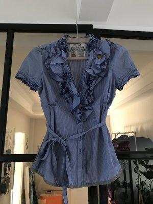 Süße Bluse von Khujo mit tollen Details.