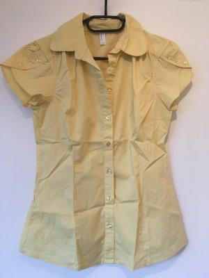 Süße Bluse von Vero Moda in gelb