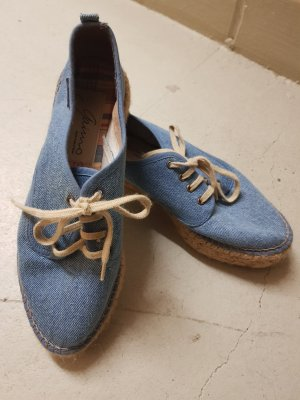 Gaimo Espadrilles Espadrille Sandals azure-steel blue