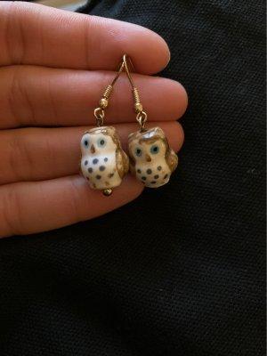 Süße Eulen Ohrringe