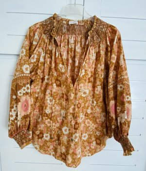 Free People Blouse Shirt multicolored