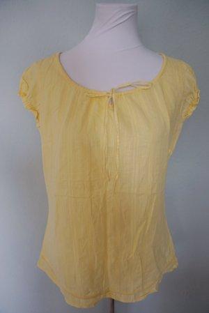 Süße gelbe Bluse von Amisu