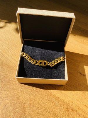 Die for Dior Złoty łańcuch złoto