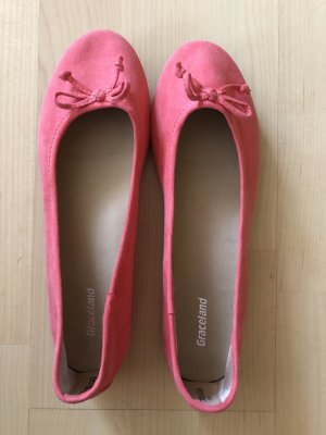 süße Graceland Ballerina Gr. 38 NEU rosa